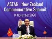 Inauguran Cumbre ASEAN – Nueva Zelanda en forma línea