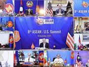 Inauguran VIII Cumbre ASEAN-Estados Unidos en forma virtual