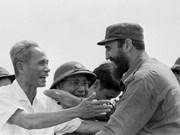 Vietnam-Cuba: relaciones sólidas a lo largo de la historia