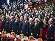 Inauguran X Congreso Nacional de Emulación Patriótica de Vietnam