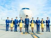 Vietravel Airlines presenta sus uniformes con símbolo de IATA