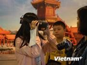 Recreación de patrimonio arquitectónico en 3D atrae a turistas en Hanoi