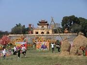 Recrean ambiente del Tet del pasado en la Ciudadela de Thang Long