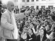 Era de Ho Chi Minh, la más brillante en la historia de Vietnam