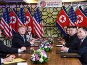 Reunión de Trump-Kim concluye antes de lo esperado sin lograr ningún acuerdo