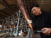 Phuc Sen, pueblo de forja de más de 300 años en Vietnam