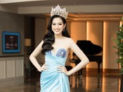 Celebran concurso Miss Mundo Vietnam 2021