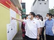 Revisan preparativos electorales en provincia vietnamita de Tuyen Quang