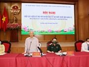Hanoi: Reunión entre votantes y candidatos a diputados del Parlamento de Vietnam