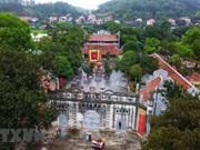 Proponen incluir al complejo Yen Tu de Vietnam en lista de patrimonios mundiales