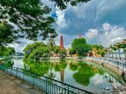 Una mirada a sitios históricos en Hanoi durante el distanciamiento social