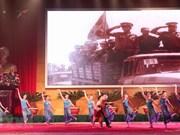 [Foto] Conmemoran en Vietnam 40 aniversario del derrocamiento del régimen genocida Pol Pot