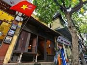 Casa antigua 87 Ma May: huella histórica de Hanoi añejo