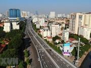 Abierto un tramo de la vía de circunvalación 2 elevada en Hanoi