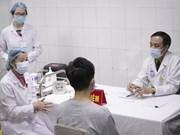 Realizan primer ensayo de vacuna anticovid de Vietnam en seres humanos