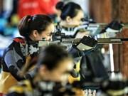 Celebran Campeonato nacional de clubes de tiro 2021 de Vietnam