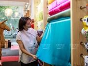 Diseñadora Phuong Thanh con amor por la seda vietnamita