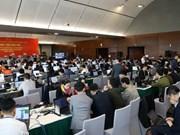 Centenares de reporteros cubren XIII Congreso Nacional del Partido Comunista de Vietnam