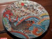 Pinturas folclóricas de Vietnam renovadas con materiales contemporáneos