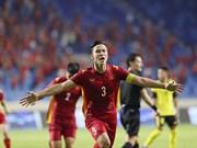 La emocionante victoria de Vietnam ante Malasia en eliminatoria mundialista de fútbol