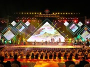 [Fotos] Festival de Brocado en Dak Nong
