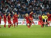 [Foto] Vietnam supera a Jordania para avanzar a cuartos de final de Copa Asiática 2019