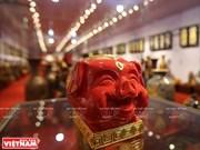 [Fotos] Aldea Bat Trang prepara cerdos cerámicos para las ventas en Nuevo Año Lunar