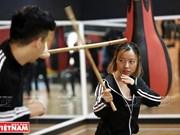 [Fotos] Arnis, arte marcial de lucha con pastones