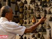 [Fotos] Bui Duc Tam, coleccionista de campanas en Ciudad Ho Chi Minh