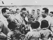 [Fotos] Imágenes de la visita del primer ministro vietnamita, Pham Van Dong, a Corea del Norte en 1961