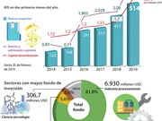 [Info] Vietnam capta 8,48 mil millones de USD IED