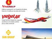 [Info] Conocidas marcas comerciales de Vietnam en el ámbito internacional