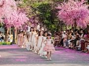 [Fotos] Semana de Moda Juvenil en Da Nang