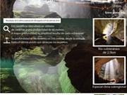 [Info] Descubren nuevo sistema de cavernas en Son Doong, mayor gruta del mundo
