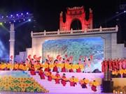 [Fotos] Numerosas actividades en Vietnam en homenaje a los Reyes Hung