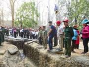 [Fotos] Antiguo campo de batalla de Dien Bien Phu atrae a turistas