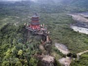 [Fotos] Pagoda Tam Chuc, dispuesta a celebrar el Día de Vesak 2019 de la ONU