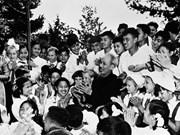 [Fotos] Presidente Ho Chi Minh y su gran amor por los niños