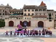 [Fotos] Fiesta Danzas del Sol en el Centro turístico Ba Na Hills
