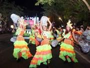 [Fotos] Carnaval de Da Nang atrae a turistas
