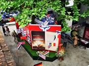 "[Fotos] Exposición ""Diario de la paz"" en Hanoi"