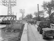 [Fotos] Imágenes de tropas francesas retiradas de Vietnam tras la firma de Ginebra en 1954