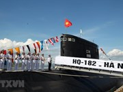 [Fotos] Brigada Submarina 189 potencia capacidad de defensa de Vietnam