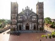 [Foto] Basílica So Kien, iglesia más antigua de la provincia norteña vietnamita de Ha Nam