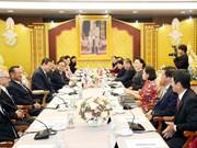 [Foto] Presidenta de Asamblea Nacional de Vietnam, Nguyen Thi Kim Ngan, de visita en Tailandia