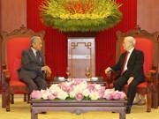 [Foto] Primer ministro de Malasia, Mahathir Mohamad, realiza visita oficial a Vietnam
