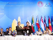 [Foto] Vietnam se encargará de la presidencia de AIPA 41