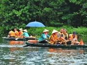 [Foto] Complejo escénico Trang An recibe a unos cinco millones de turistas