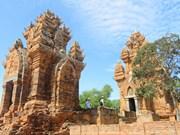 [Foto] Torre Po Klong Garai, destino turístico atractivo de Ninh Thuan