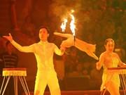 [Foto] Festival Internacional de Circo 2019 en Hanoi